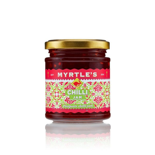 Myrtle's Chilli Jam