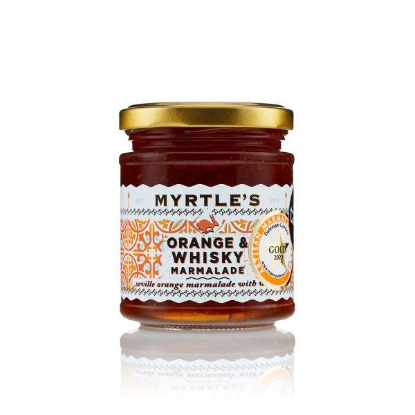 Seville Orange & Whisky Marmalade